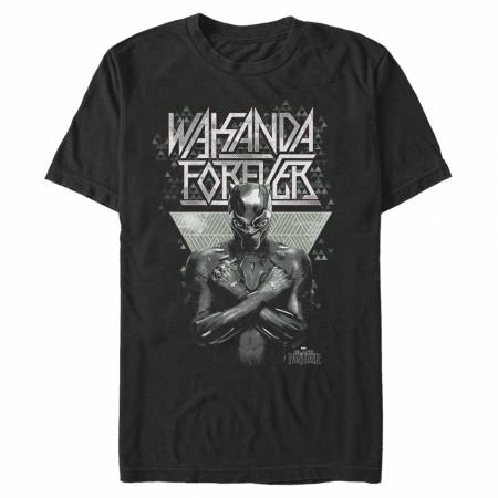 Black Panther Wakanda Forever T-Shirt