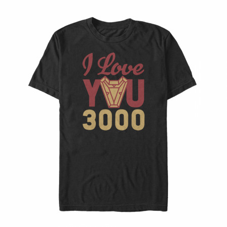 Iron Man I Love You 3000 T-Shirt