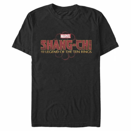Shang-Chi and the Legend of the Ten Rings Logo T-Shirt