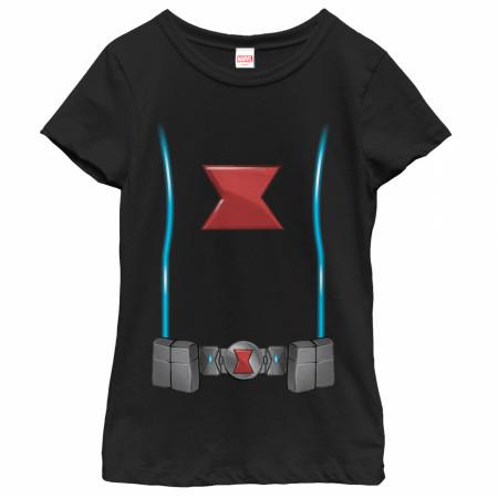 Black Widow Women's Costume T-Shirt