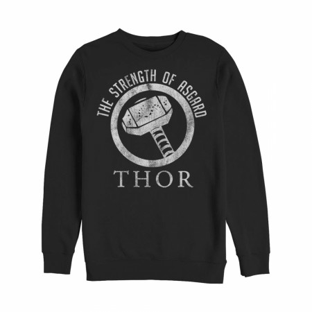 Marvel Thor Strength of Asgard Sweatshirt
