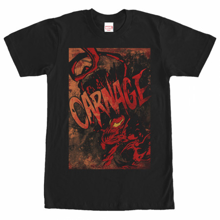 Ultimate Carnage Spreading T-Shirt