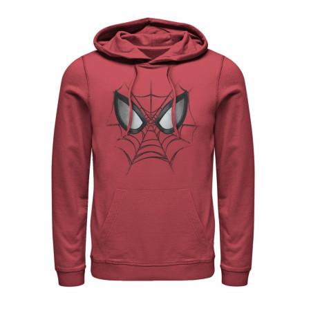 Spider-Man Mask Hoodie