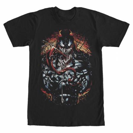 Venom Tongue Out T-Shirt