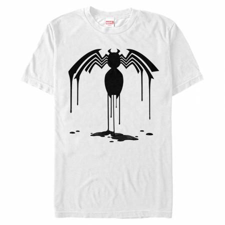 Venom Dripping Logo T-Shirt