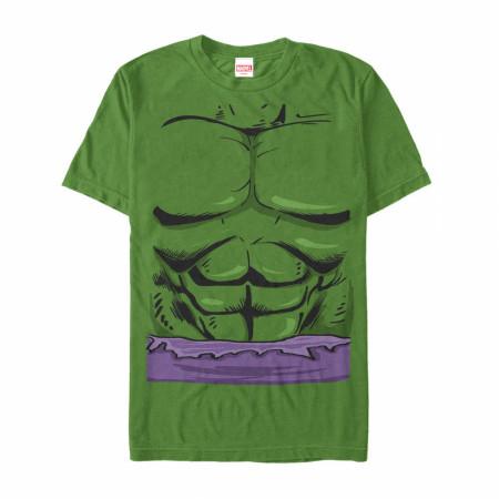 The Incredible Hulk Costume T-Shirt