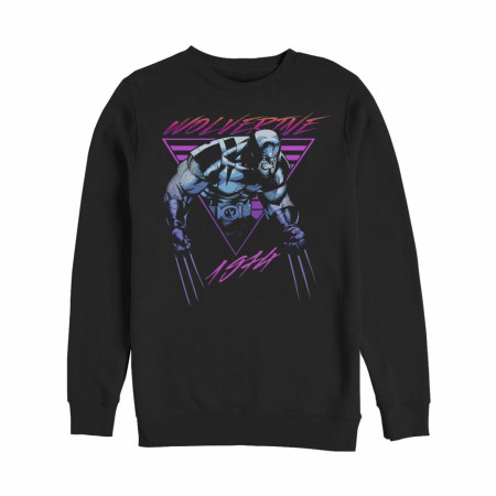 Marvel X-Men Retro Wolverine Sweatshirt