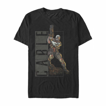 X-Men Cable Trample T-Shirt