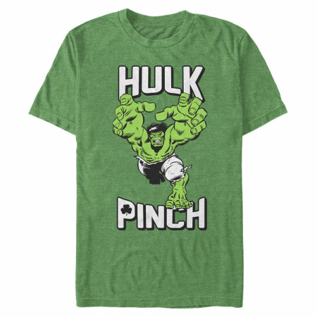 Hulk Punch St. Patrick's Day T-Shirt