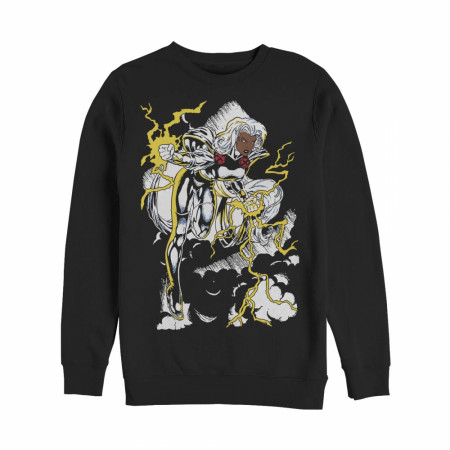 Marvel X-Men Storm Lightning Tempest Sweatshirt