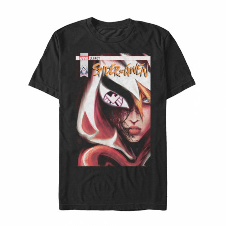Spider-Gwen #26 Comic Cover T-Shirt
