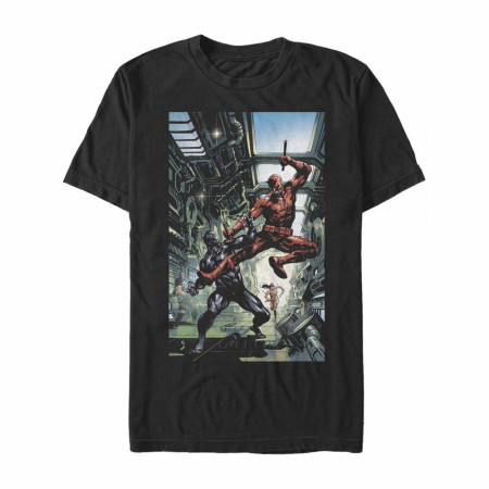 Marvel Knights: 20th #5 Comic Cover T-Shirt