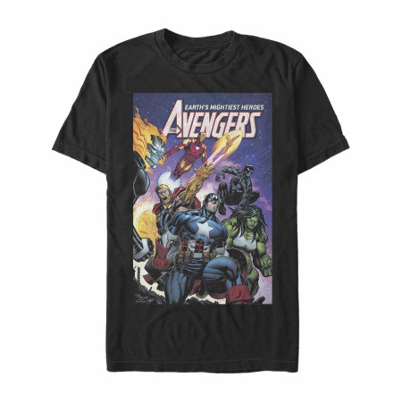 Avengers World Tour T-Shirt