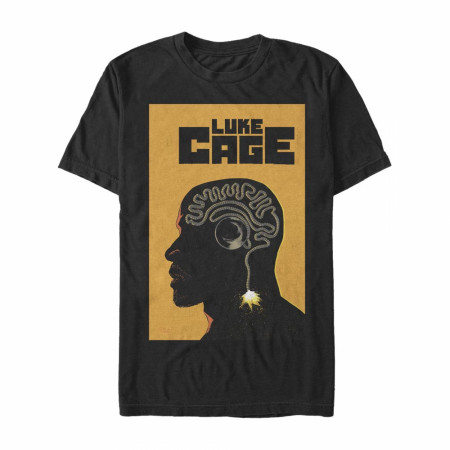 Luke Cage #3 Comic Cover T-Shirt
