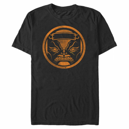 MODOK Orange Logo T-Shirt