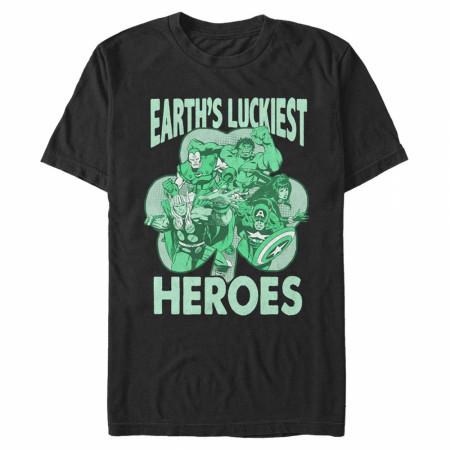 Avengers Luck of the Hero