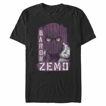 The Falcon and The Winter Soldier Baron Zemo T-Shirt
