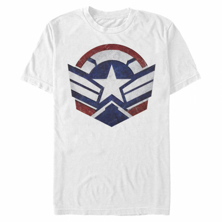 Captain America Sam Wilson Armor T-Shirt