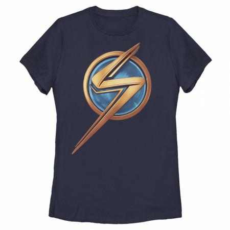 Ms. Marvel Classic Logo Women's T-Shirt