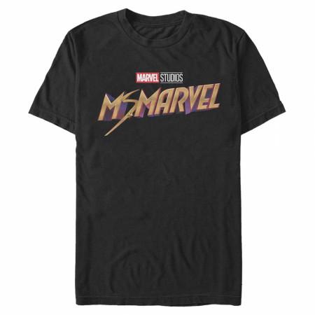 Ms. Marvel Logo T-Shirt