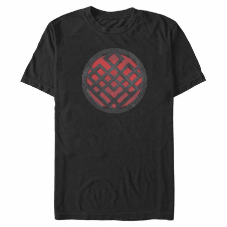 Marvel Shang-Chi and the Legend of the Ten Rings Icon Men's T-Shirt