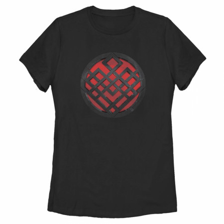 Marvel Shang-Chi and the Legend of the Ten Rings Icon Juniors T-Shirt