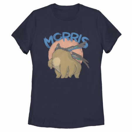 Marvel Shang-Chi and the Legend of the Ten Rings Kawaii Morris Women's T-Shirt