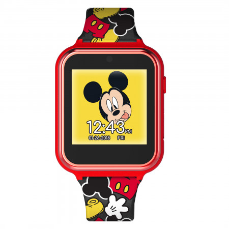 Mickey Mouse Kids Interactive Watch