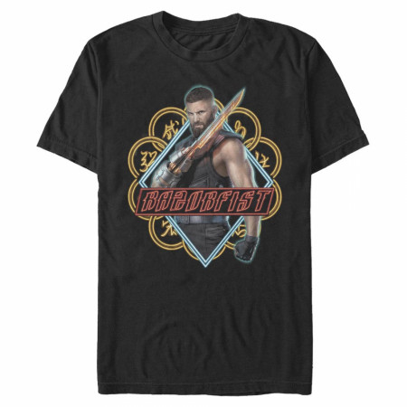 Marvel Shang-Chi and the Legend of the Ten Rings Razorfist T-Shirt