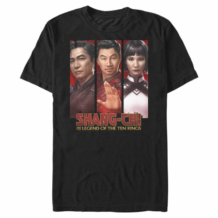 Shang Chi and the Legend of the Ten Rings The Family Portraits T-Shirt