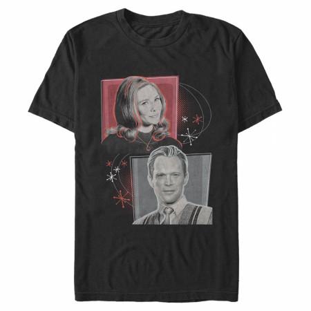 WandaVision Retro Design T-Shirt