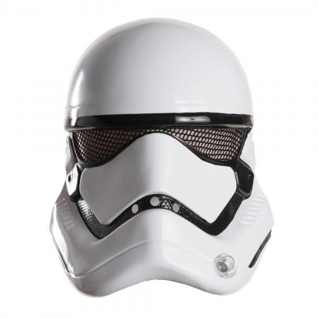 Star Wars Costume Classic Stormtrooper Half Mask