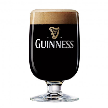 Guinness 10 oz. Stem Glass