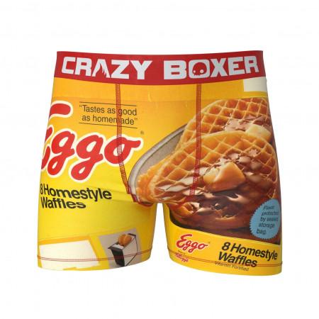Crazy Boxer Eggo Waffle Boxer Briefs