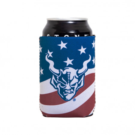 Stone Brewing American Flag Can Cooler