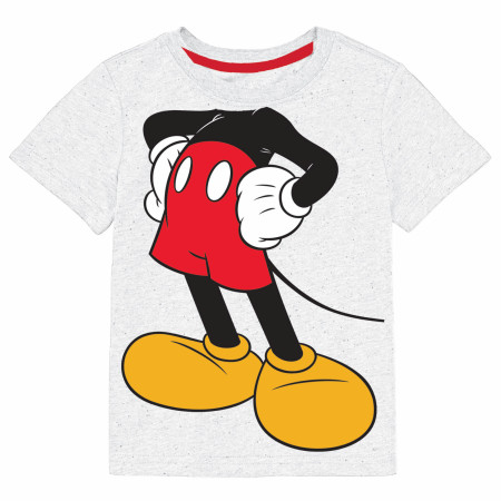 Disney Mickey Mouse Toddler Costume T-Shirt