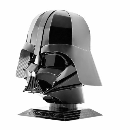 Star Wars Darth Vader Helmet Metal Earth Model Kit