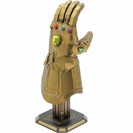 Avengers Thanos Infinity Gauntlet Metal Earth Model Kit