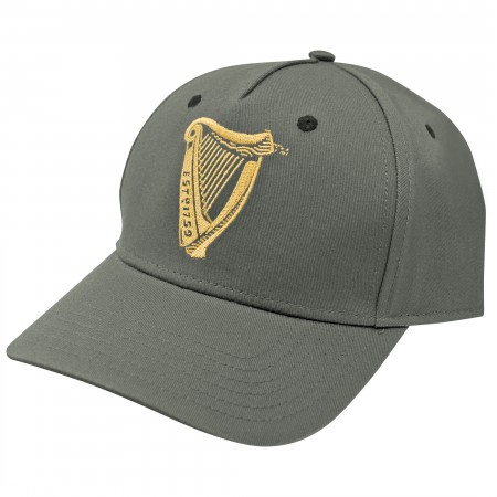 Guinness Blonde Men's Strapback Grey Hat