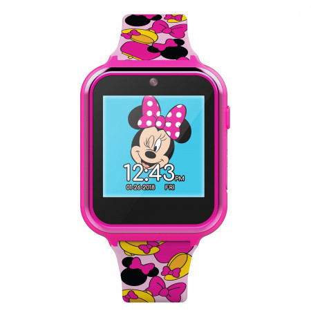 Minnie Mouse Kids Interactive Watch