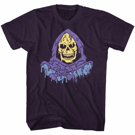 Masters of the Universe Melted Skeletor T-Shirt