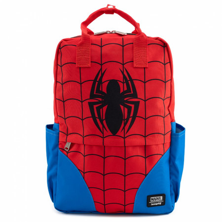 Spider-Man Cosplay Nylon Backpack by Loungefly