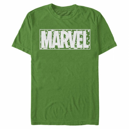 Marvel Shamrocks St. Patrick's Day T-Shirt