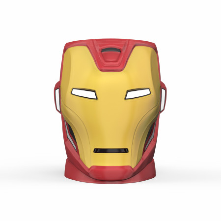 Iron Man Mask Sculpted Mug