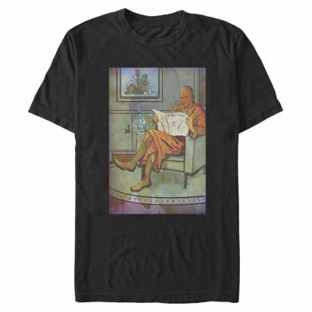 WandaVision Relaxing T-Shirt