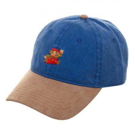Super Mario Seude Bill Blue Hat