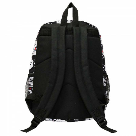 Disney Mickey Mouse Faces 16in Backpack