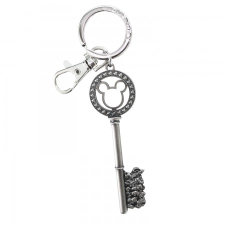 Mickey Mouse Key Keychain