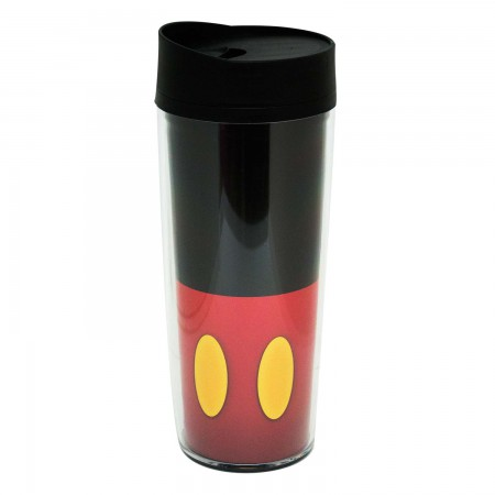 Mickey Mouse Travel Coffee Mug