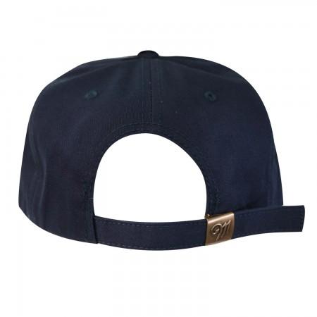 Miller Lite Blue and Gold Logo Hat